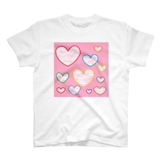 ハートの気持ち ★ T-shirts