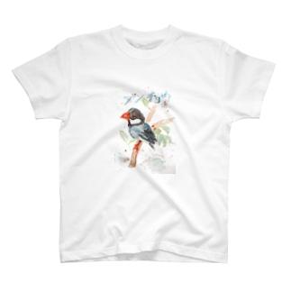 ブンチョウ T-shirts