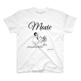 Personal movie director.(未知先案内人) T-shirts
