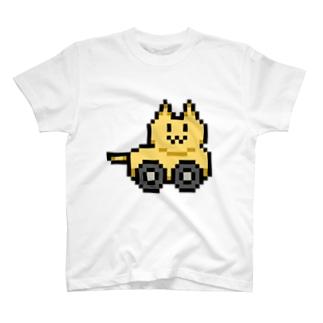 ねこはしる T-shirts