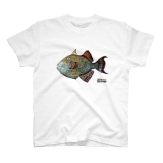 イソモンガラ T-shirts