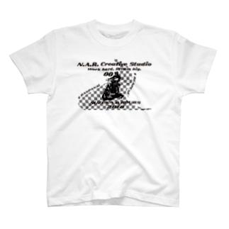 SUZUKA 8 HOURS N.A.R.勢ver T-shirts