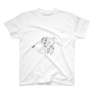 無名ちゃん T-shirts