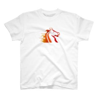 馬6 T-shirts
