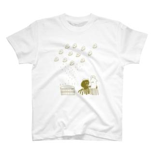 yudedaco&yudeica T-shirts