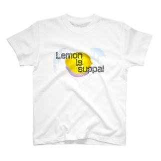 レモンisスッパイTシャツ T-shirts