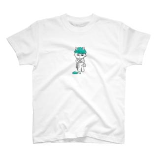 こぼした君カラー T-shirts