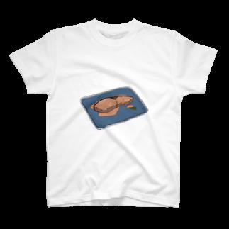 ダイスケリチャードのブリブリの照り焼き T-shirts