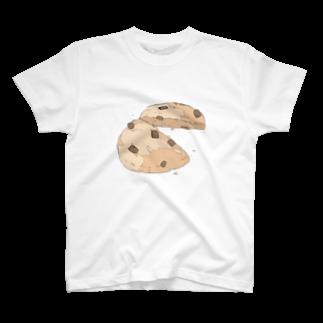 ダイスケリチャードの割れたクッキー T-shirts