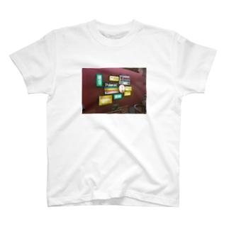 🇮🇩の看板 T-shirts