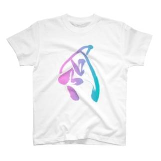 """阿吽の""""阿"""" T-shirts"""