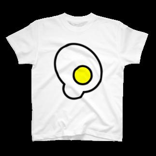 もぐもぐのめだまやき T-shirts