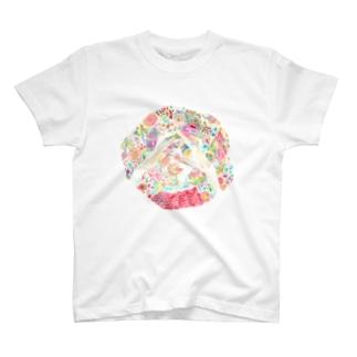 万華鏡 T-shirts