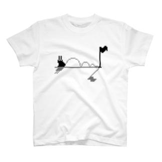 ホールインワン T-shirts