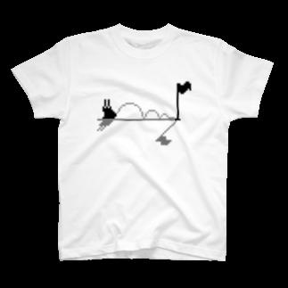 ずぅんのホールインワン T-shirts