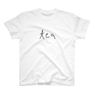 teaシャツ(お茶シャツ…) T-shirts