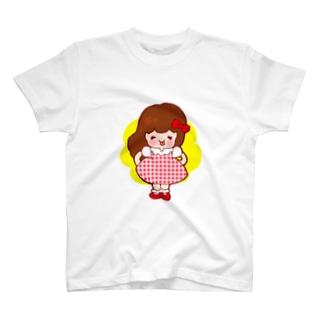 ほんよみちゃん T-shirts