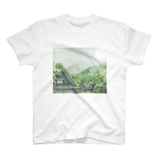 白川郷 T-shirts