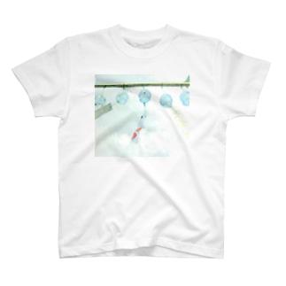 夏のクウィンテット T-shirts