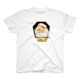 可愛いモルモット T-shirts