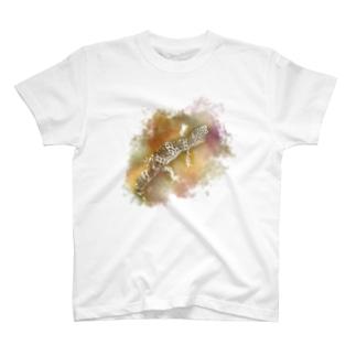 トカゲモドキ T-shirts