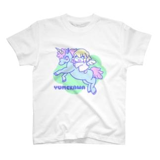 YUMEKAWA T-shirts