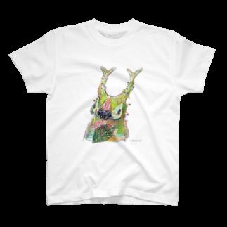 東京さくらJAPANのオオムラサキべいびー T-shirts