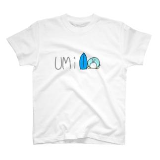 UMiペンギン Tシャツ