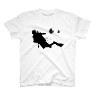 スキューバダイビング T-shirts