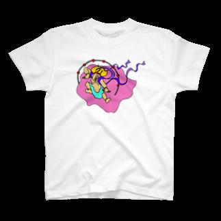 とりかいのおへやのらいじんさん T-shirts