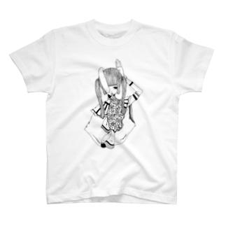 兎 T-shirts