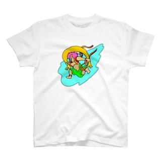 ふうじんさん T-shirts