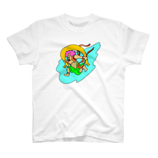 とりかいのおへやのふうじんさん T-shirts