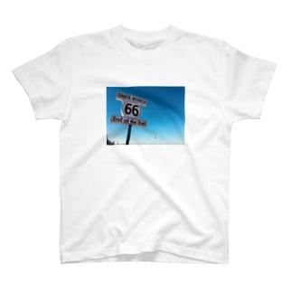 Santa Monica T-shirts