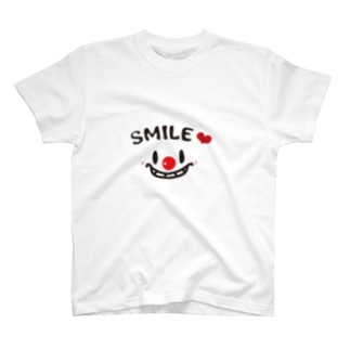 smileグッズ T-shirts