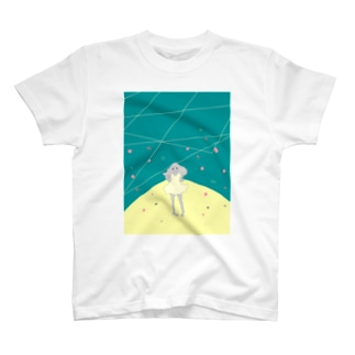 星くずおんなのこ。 T-shirts