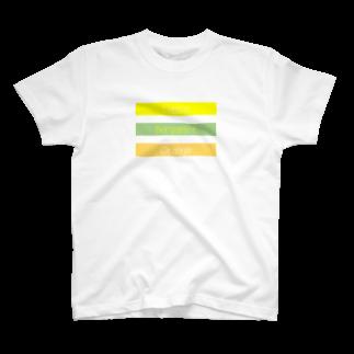"""丁寧に生きるということのTシャツ""""柑橘の夏"""" T-shirts"""