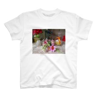 飾ってみるとNo.5 T-shirts