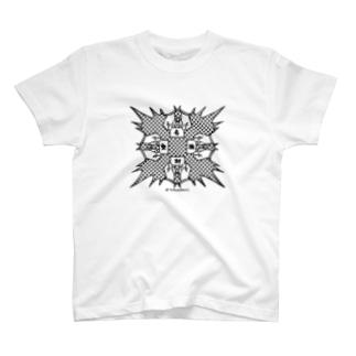 名刺交換Tシャツ(1) T-shirts