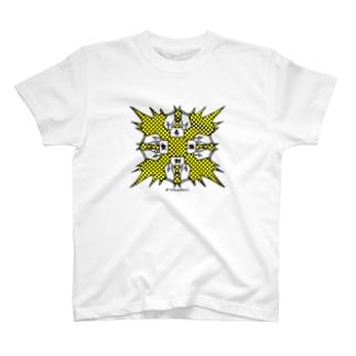 名刺交換Tシャツ(3) T-shirts