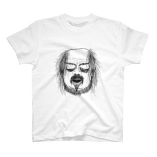 落ち武者 T-shirts