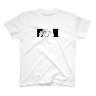 ぱしゃり T-shirts