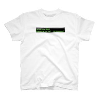 セグフォ T-shirts