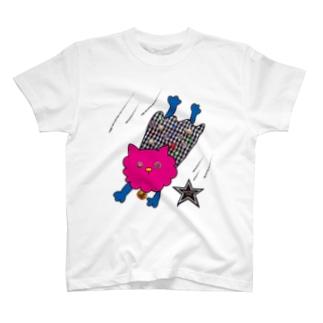 キャットマン T-shirts