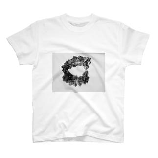 ビスマスシンメトリー T-shirts