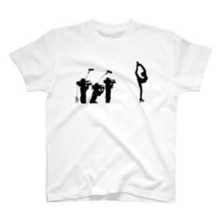フィギュアスケート T-shirts