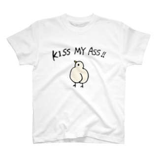 KISS MY ASS!! T-shirts