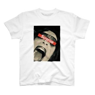 サプライズJさん T-shirts
