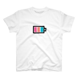 WGS(電池) T-shirts