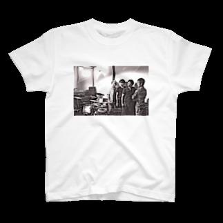 ナザトケイスケのTHE BREMENS T-shirts